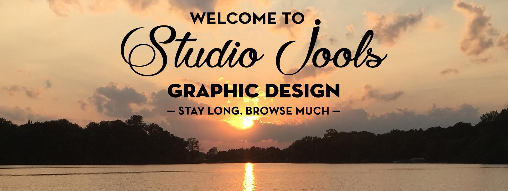 Welcome to Studio Jools Graphic Design